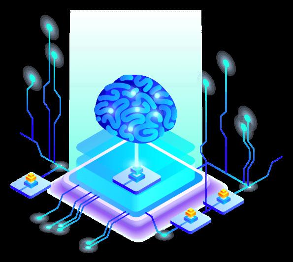 Utilizamos Inteligência Artificial em nossa ferramenta