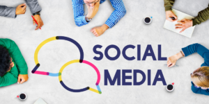 relatório de redes sociais